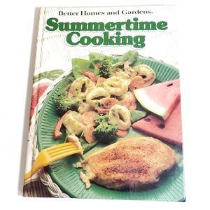 Vintage | Summertime Cookbook